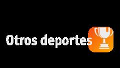 Logotipo de 'Otros deportes'