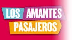 Logotipo de 'Los amantes pasajeros'