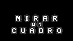 Logotipo de 'Mirar un cuadro'