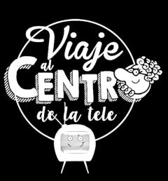 Logotipo de 'Viaje al centro de la tele'