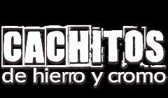 Logotipo de 'Cachitos de hierro y cromo'