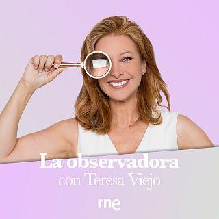 """""""La observadora"""", con Teresa Viejo"""