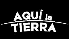 Logotipo de 'Aquí la Tierra'