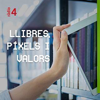 Llibres, píxels i valors