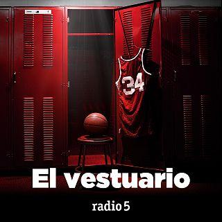 El vestuario en Radio 5