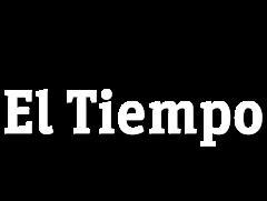 Logotipo de 'El tiempo'