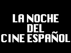 Logotipo de 'La noche del cine español'