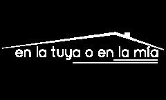 Logotipo de 'En la tuya o en la mía'