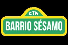Logotipo de 'Barrio Sésamo'
