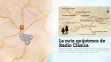 Cervantes en Radio Clásica