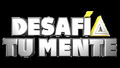 Logotipo de 'Desafía tu mente'
