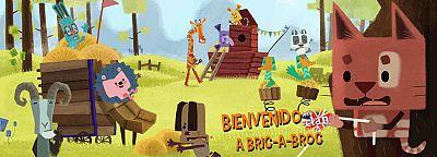 Bienvenidos a Bric a Broc en inglés