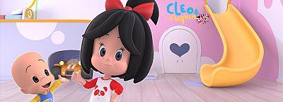 Cleo & Cuquin en inglés