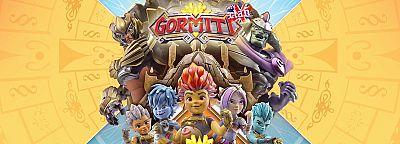 Gormiti en inglés
