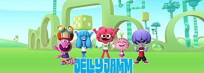 Jelly Jamm en inglés