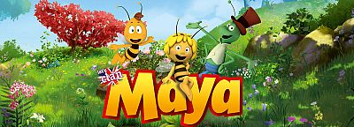 Maya en inglés
