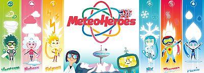 MeteoHeroes en inglés