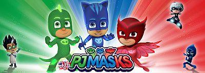 PJ Masks en inglés
