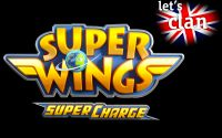 Super Wings en inglés