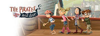 Mis vecinos piratas en inglés