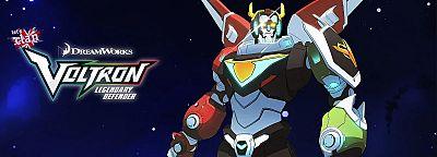 Voltron, legendary defender