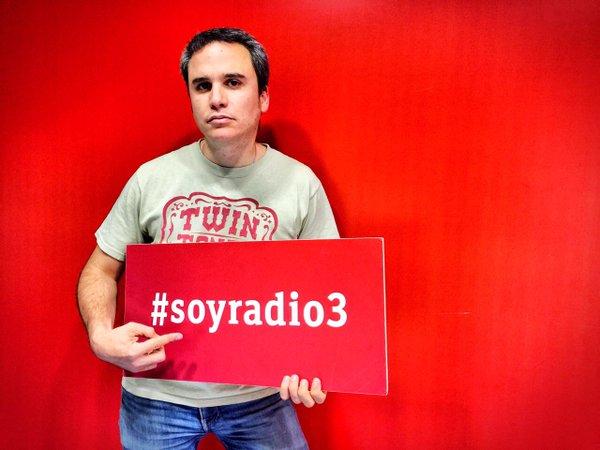 Diego RJ, director de El Sótano (@SotanoRadio3 )
