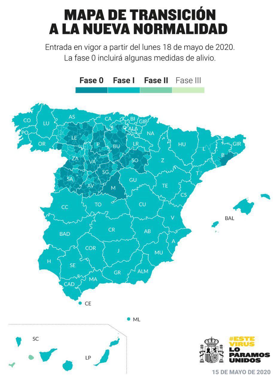 Coronavirus | España registra un descenso importante con 138 ...