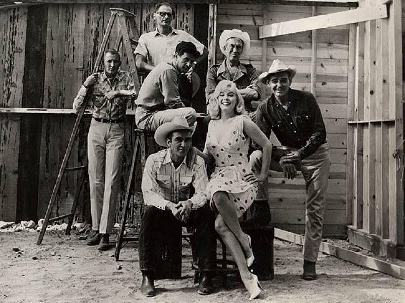 Días de cine: Homenaje a John Huston con motivo del 50 aniversario de 'Vidas rebeldes'
