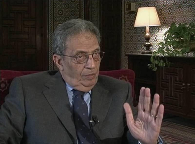 Secretario general de la Liga árabe