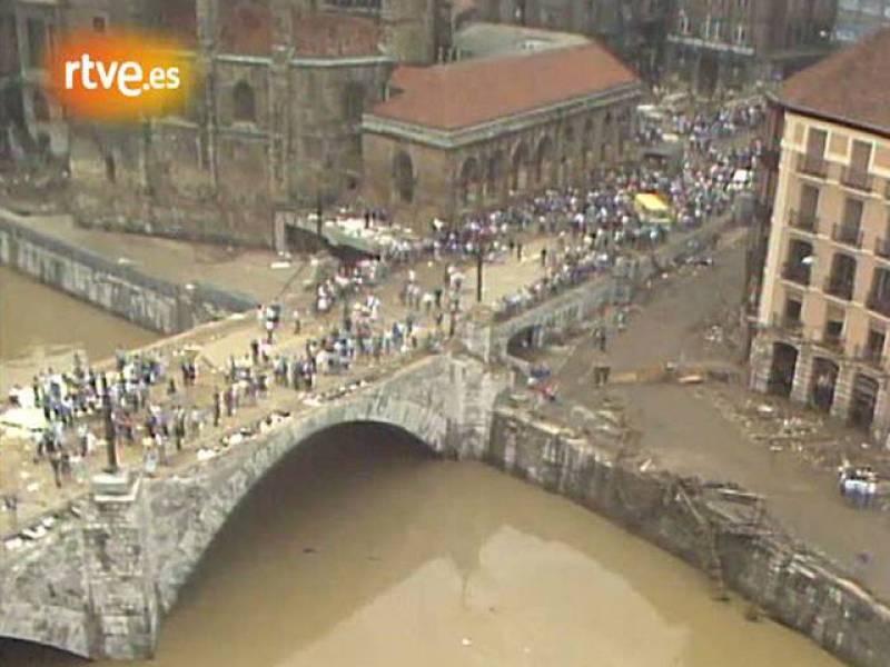 ¿Te acuerdas? - La riada de Bilbao de 1983