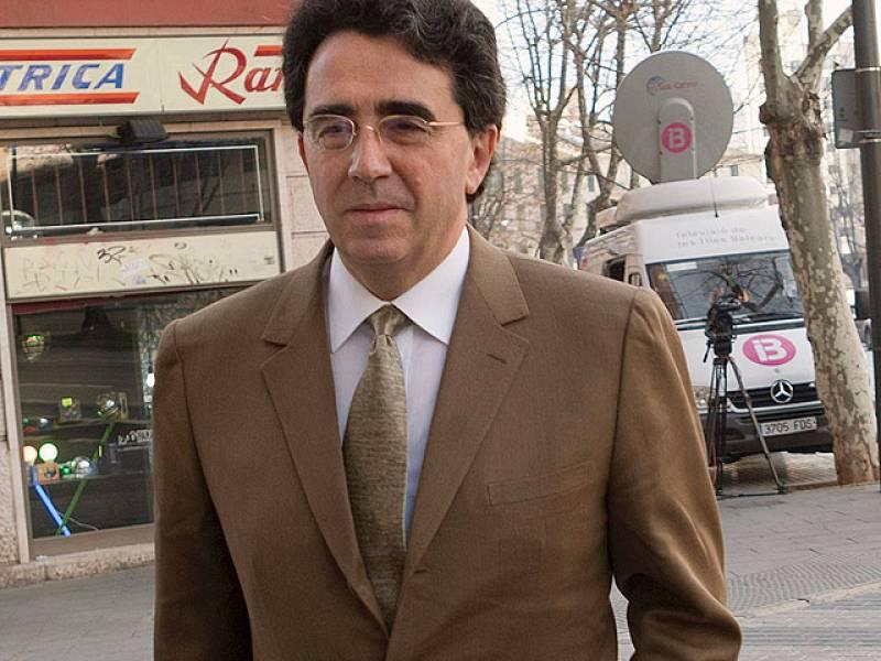 El arquitecto Santiago Calatrava declara como imputado en una pieza separada del caso Palma Arena.