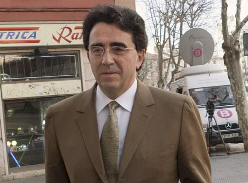 Santiago Calatrava ha declarado como imputado en el caso Palma Arena