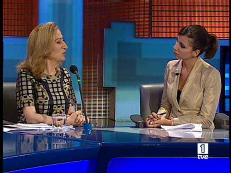 """Entrevista a Ana Pastor en 59"""""""