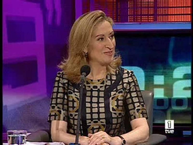 """Entrevista a Ana Pastor en 59"""" completa"""
