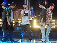 Destino Eurovisión - Auryn canta 'Volver'