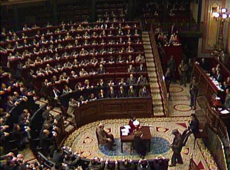 El miércoles se cumplen 30 años del intento de golpe de estado del 23 de febrero de 1981