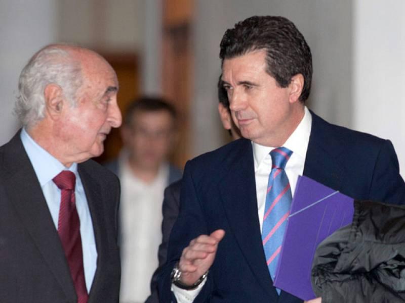 Jaume Matas ha declarado hoy ante el juez