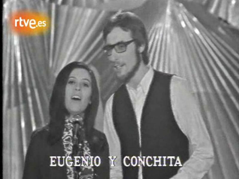 Eugenio, en Eurovisión