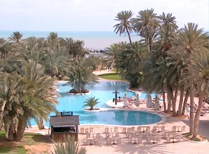 Las revoluciones en el mundo árabe están teniendo efectos negativos sobre el turismo