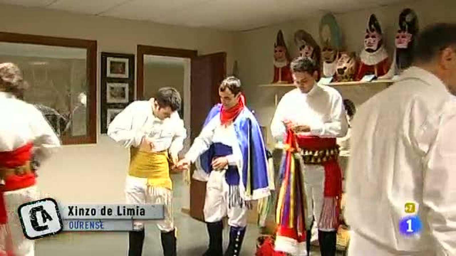 Comando Actualidad - Sin vergüenza - Carnaval Xinzo de Limia