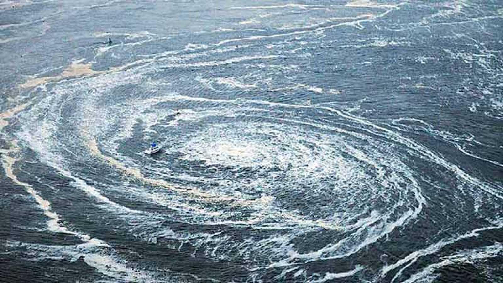 Las fuertes tormentas podrían provocar terremotos en el mar