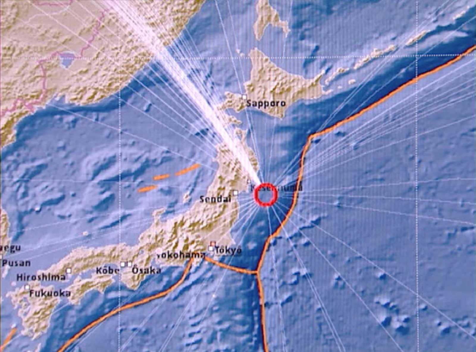 Según los expertos el terremoto de Japón podría modificar incluso el eje de la Tierra