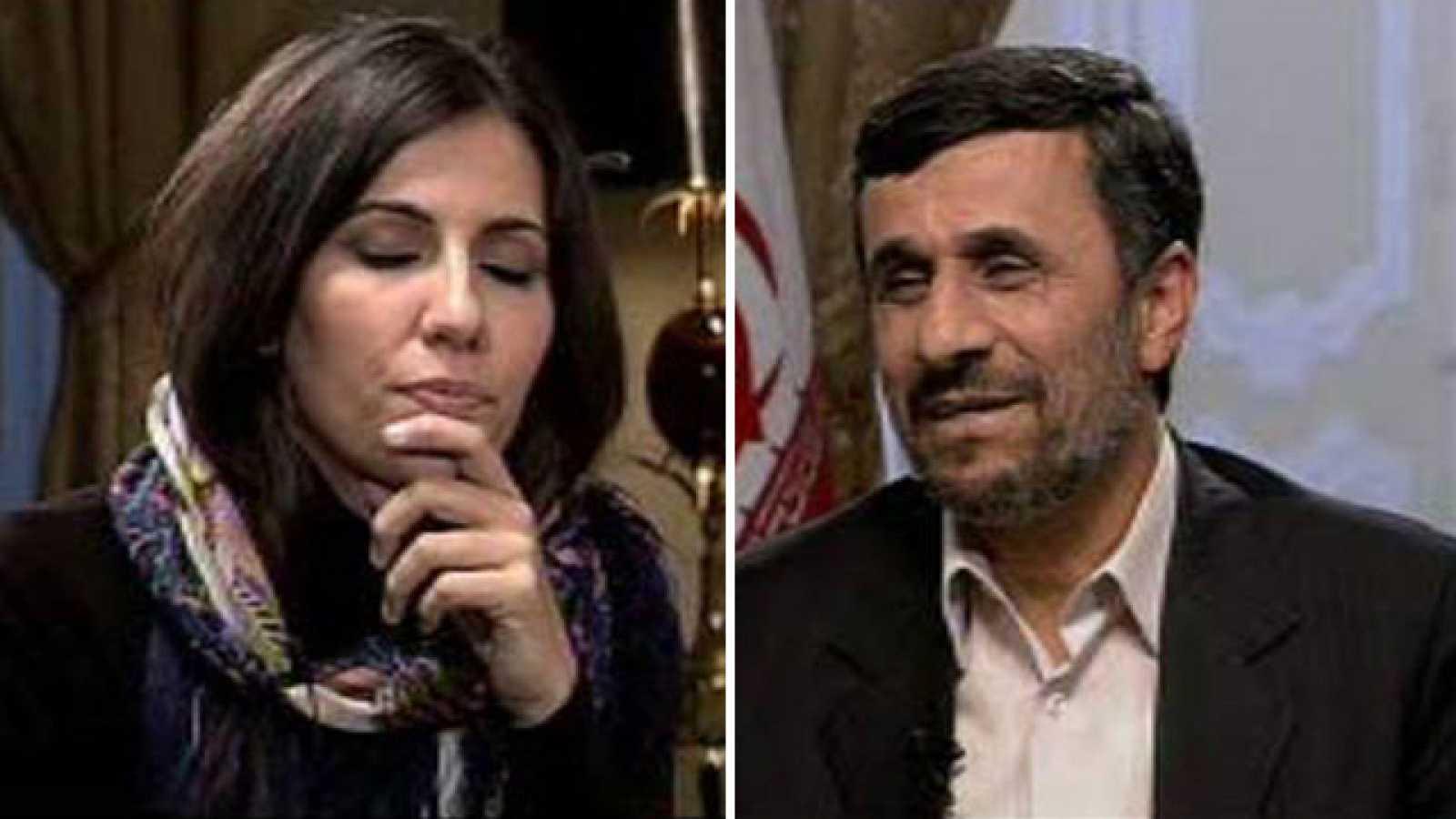 """El presidente iraní, Mahmud Ahmadineyad, ha culpado a Occidente de las revueltas en el mundo árabe por """"vender las armas a los dictadores"""" que ahora matan a su pueblo y ha advertido de que """"una intervención militar en Libia es la peor opción""""."""