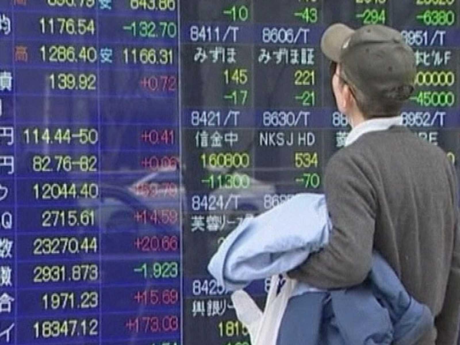 Japón se encontraba antes del seísmo en una ya complicada situación económica