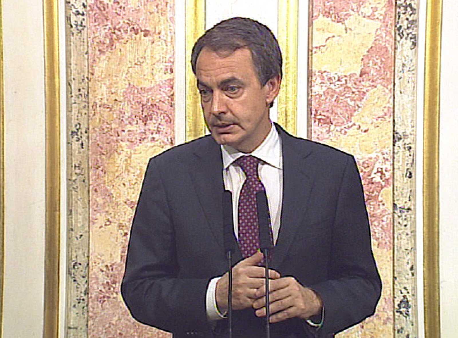 Zapatero confirma la revisión de las centrales nucleares