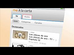 """RTVE.es ha presentado hoy la mayor web del mundo de series y programas completos """"A la carta"""""""