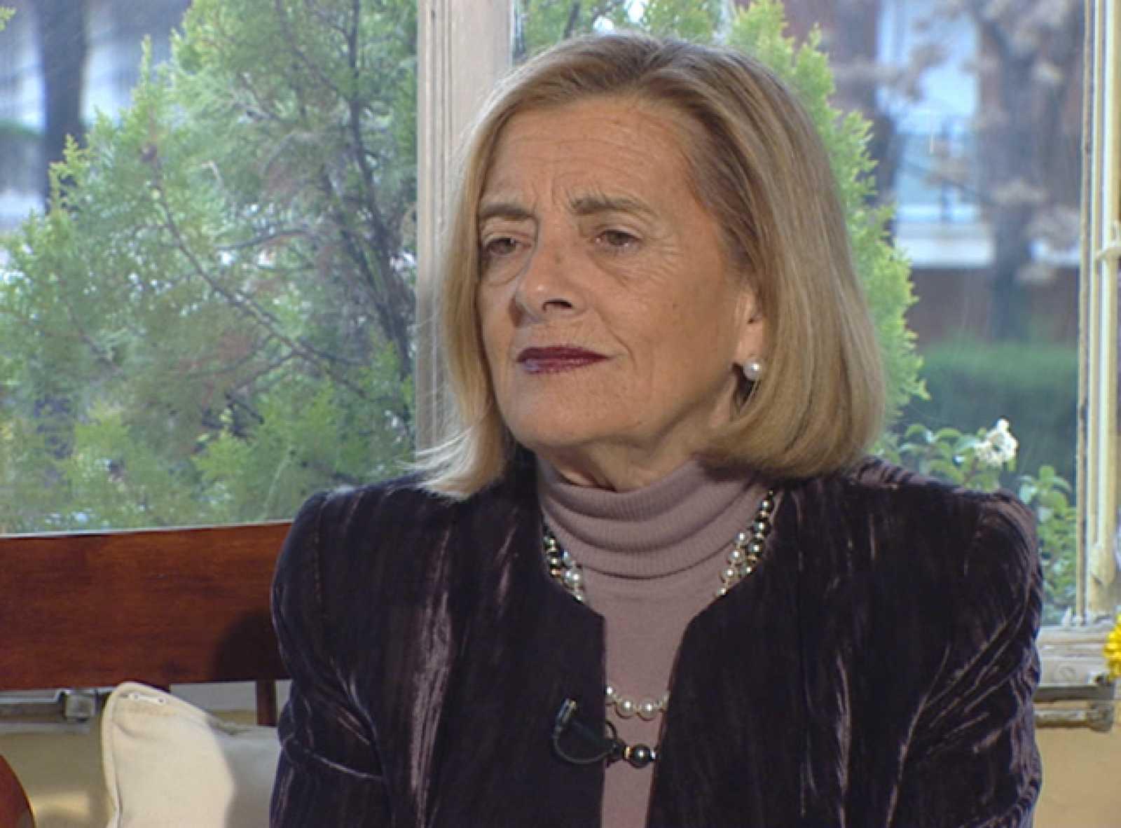 Josefina Aldecoa ha muerto a los 85 años