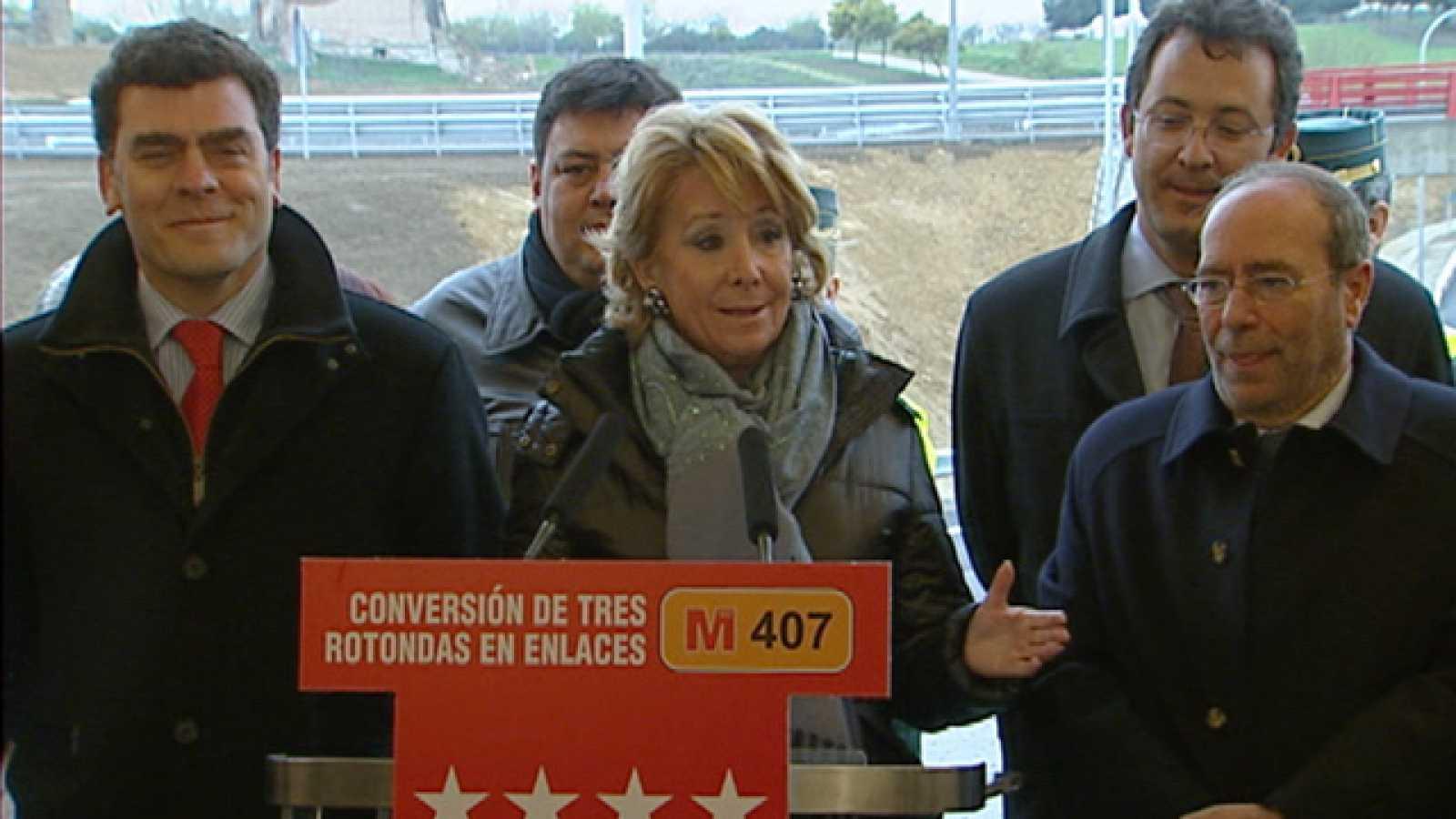 Informativo de Madrid - 24/03/11