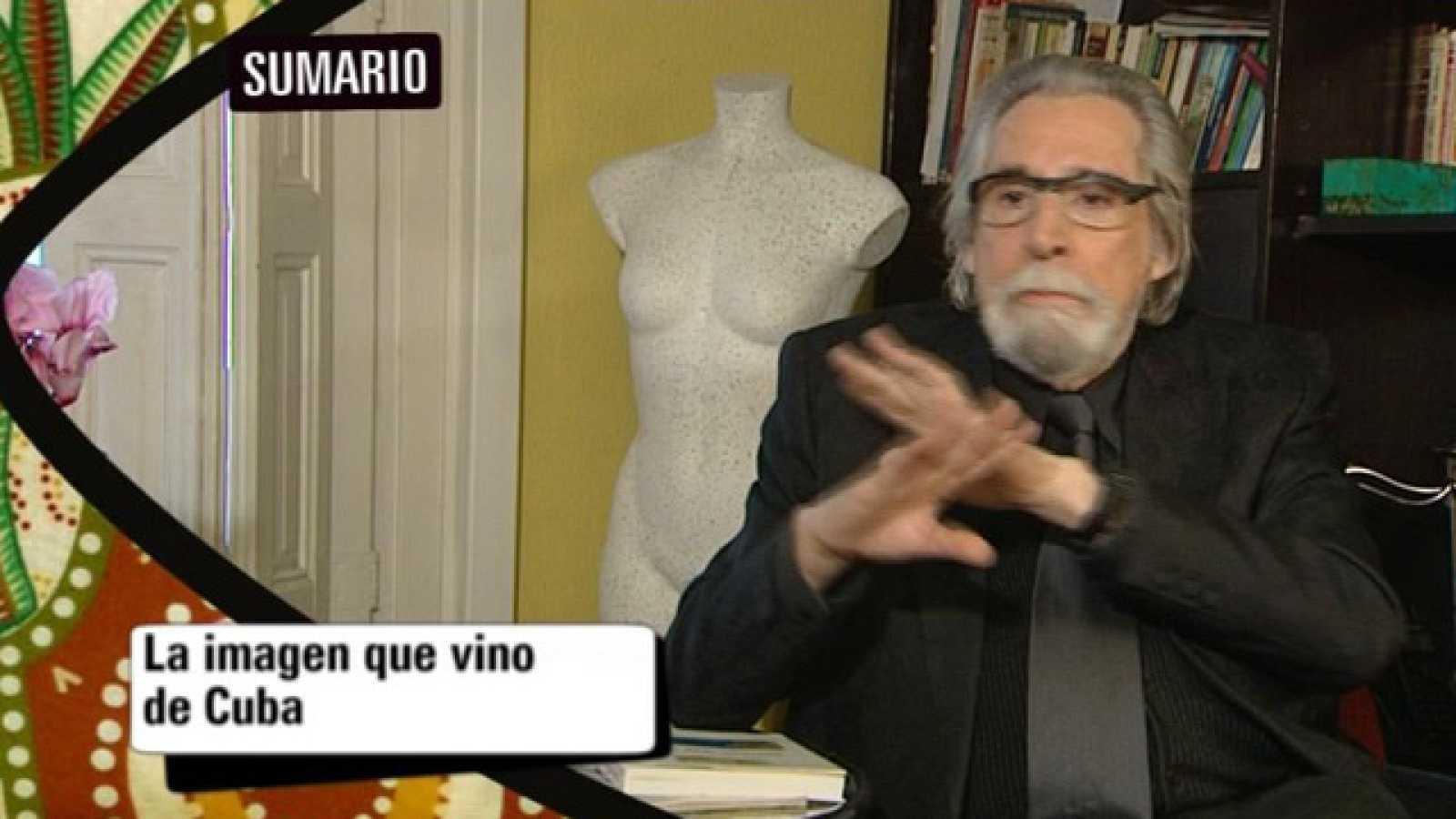 Babel en TVE - Personaje - La imagen que vino de Cuba, con Herman Puig