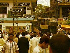 En Portada. Pakistán, con el alma partida